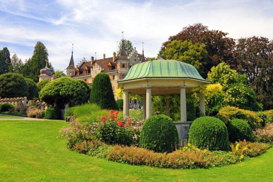 piękne ogrody Białystok